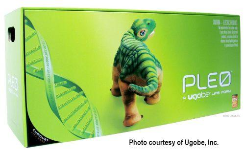 New Pleo Box